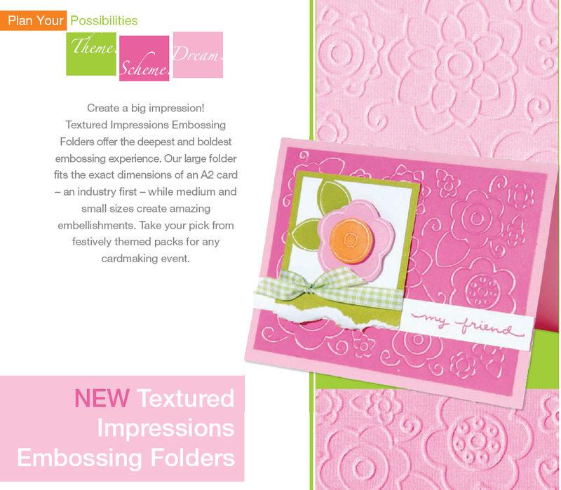 Sizzix Embossing Folders #5