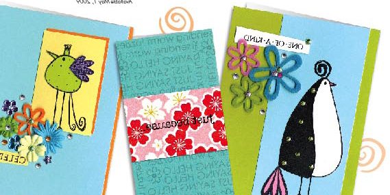 Logo-Spring 09 Cards #1