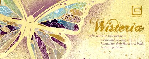 Wisteria Logo