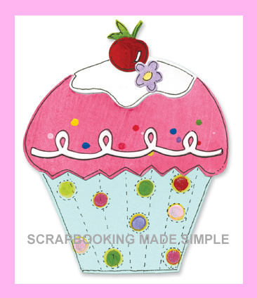 Cupcake & Cherry