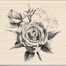 Wood Mount-Rose