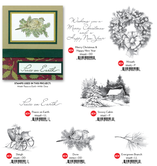 20 Page Holiday Catalog 2009