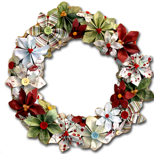Christmas - Wreath Project A
