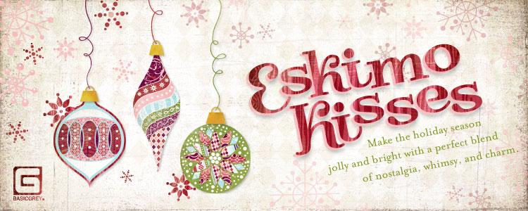 Eskimo Kisses Logo