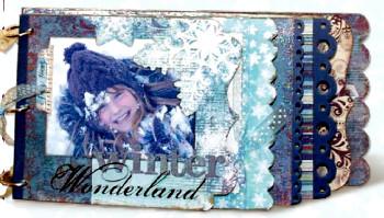 Snowy Serenade-Mini Album