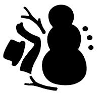 Large Snowman-P