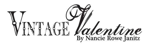 Vintage Valentines - Logo