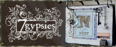 Seven Gypsy's - Logo 1