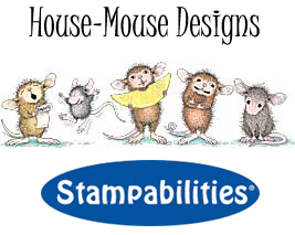 Logo - Stampendous House Mouse