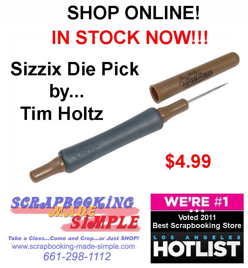 Sizzix Die Pick 1