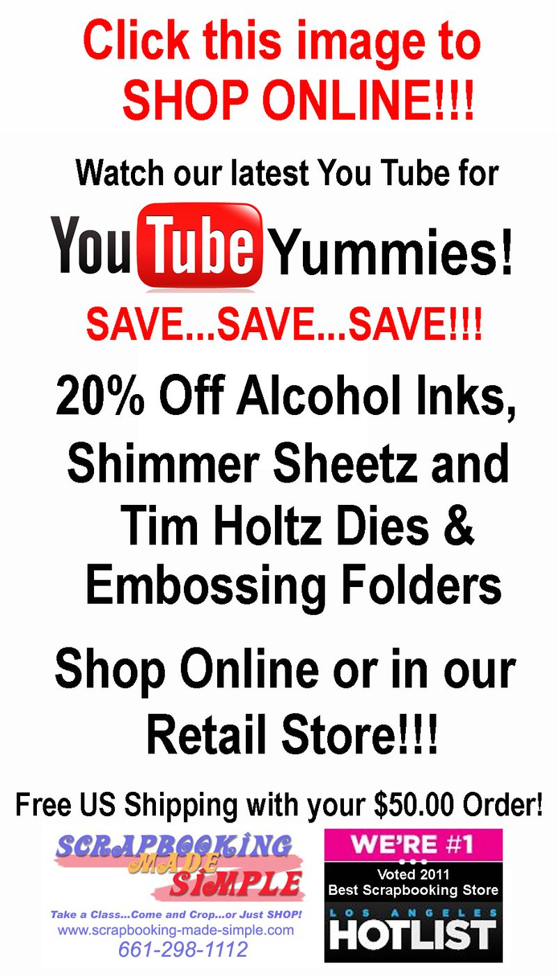 2012- March Shimmer Sheets Demo