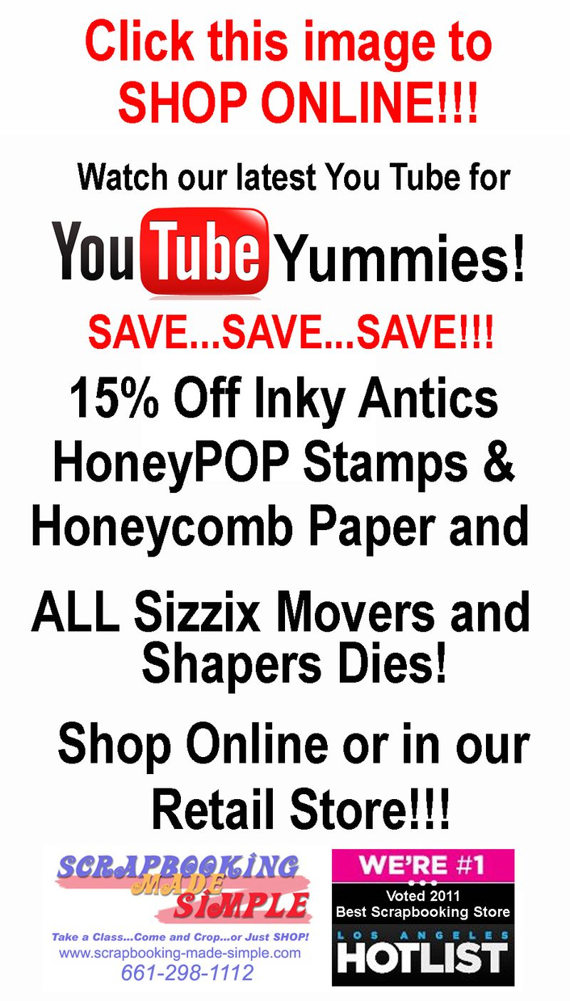 You Tube Yumminess-March 26th